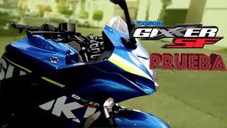 getlinkyoutube.com-Suzuki Gixxer SF || Prueba/Opinión