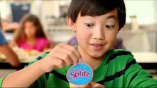 getlinkyoutube.com-Gogurt Yoplait commercials- kids go flat when they slurp gogurt 2012