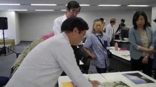 getlinkyoutube.com-伊勢和紙プリント体験会 2014年5月18日