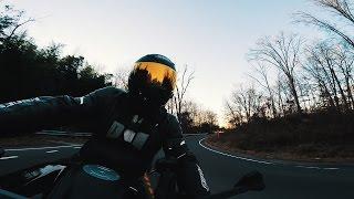 SUPER CRAZY GoPro Gimbal Motorcycle Mount