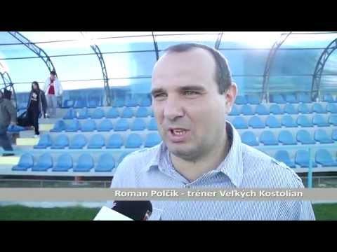 Veľké Kostoľany - Dynamo Malženice 0:3 (0:3)