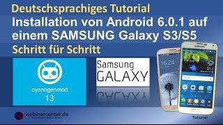 getlinkyoutube.com-Tutorial: Android 6.0.1 mit CyanogenMod 13 auf Samsung Galaxy S3/S4/S5 installieren [Deutsch]