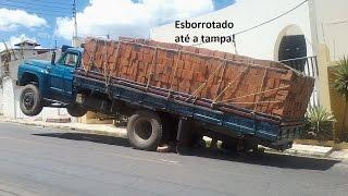 getlinkyoutube.com-Acidente Caminhão  no Crato