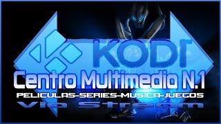 getlinkyoutube.com-KODI | Como Ver Películas / TV / Futbol / Canal + | Smart TV | Gratis | 2016
