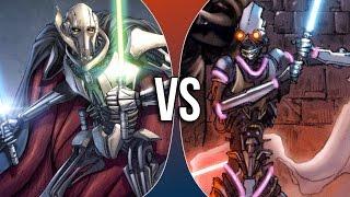 getlinkyoutube.com-Versus Series | General Grievous vs PROXY