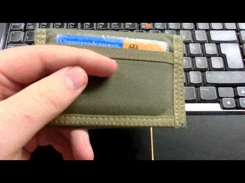Review Maxpedition Micro Wallet [RAD Vegas Spotlight]