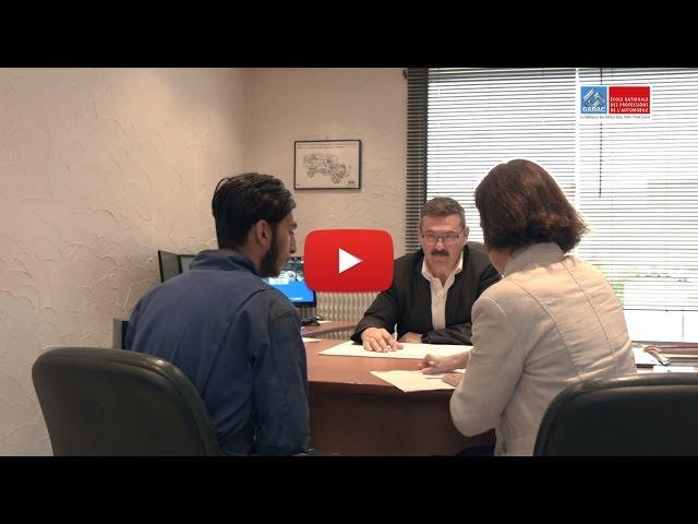 Apprentissage automobile : un partenariat Ecole-Entreprise