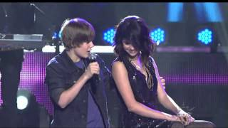 getlinkyoutube.com-Justin Bieber Feat. Selena Gomez - One Less Lonely Girl HD [1080p]