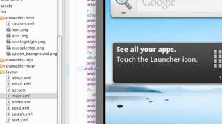 getlinkyoutube.com-Android Application Development Tutorial - 60 - Creating Custom Buttons