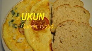 getlinkyoutube.com-Omelette (Ukun), quraac fudud