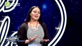 getlinkyoutube.com-Arab Idolالموسم الرابع –  تجارب الاداء- كوثر بيراني