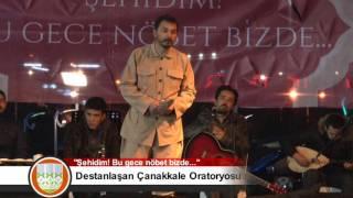 Şehidim Bu Gece Nöbet Bizde - Destanlaşan Çanakkale Oratoryosu