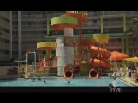 Travel Channel's Extreme Resorts - Nick Hotel