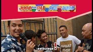 Juan For All, All For Juan Sugod Bahay | February 13, 2018
