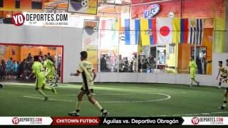 Aguilas vs Deportivo Obregon Chitown 2015 Chicago