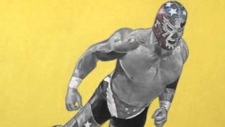 getlinkyoutube.com-2MEDRAWINGS.COM The Best in Pro Wrestling Art