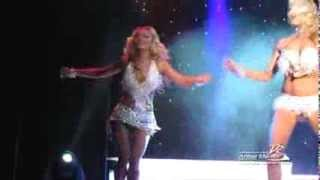 getlinkyoutube.com-Sexy Samba Dance featuring Iveta Lukosiute on Dancing with the Stars cruise