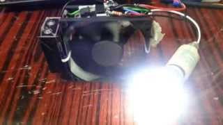 getlinkyoutube.com-9v Bedini fan 220v LED