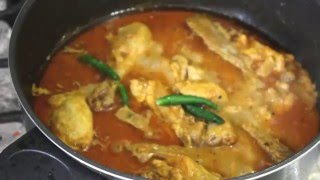getlinkyoutube.com-Achari Chicken (আচারি মুরগি)।। Achar Gosht