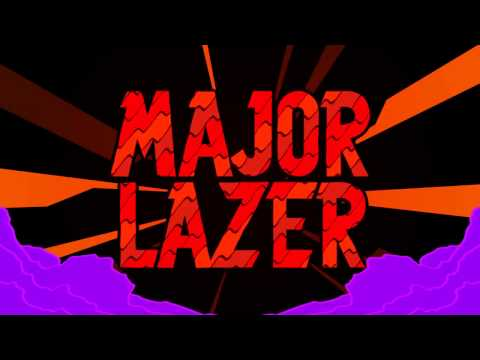 Major Lazer   Come On To Me feat  Sean Paul Official Stream