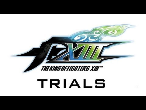 The King of Fighters XIII Trials - Leona Heidern