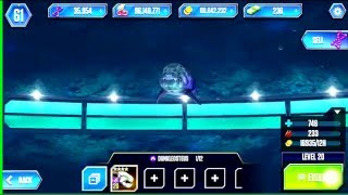 getlinkyoutube.com-The Aquatic Park Is Here!! || Jurassic World - The Game HD