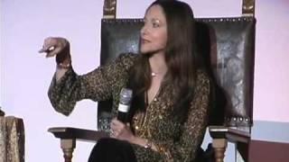"getlinkyoutube.com-OLIVIA HUSSEY INTERVIEWED  @ ""ROMEO & JULIET"" TRIBUTE, S.F."