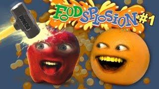 getlinkyoutube.com-Annoying Orange - FOODSPLOSION #1