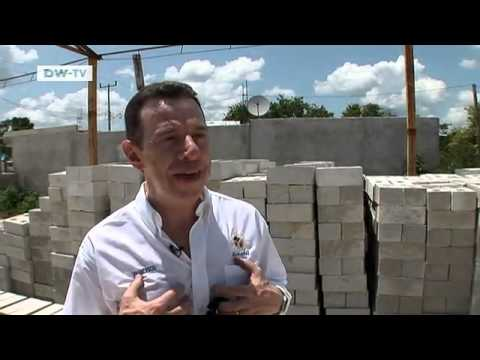 Francesco Piazessi from Mexico Builds Sustainable Homes for the Poor | Global 3000
