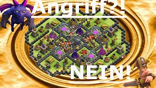 getlinkyoutube.com-TH9 FARMING-Base! Anti Loot :D /Speed Build /Base Designs #4 /Clash of Clans [Deutsch-German]