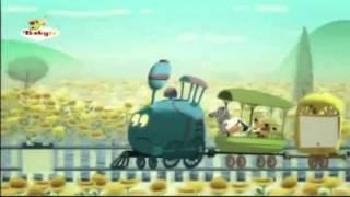 getlinkyoutube.com-El Tenecito Tricky Tracks El Tigre comparte su Pastel de Cumpleaños