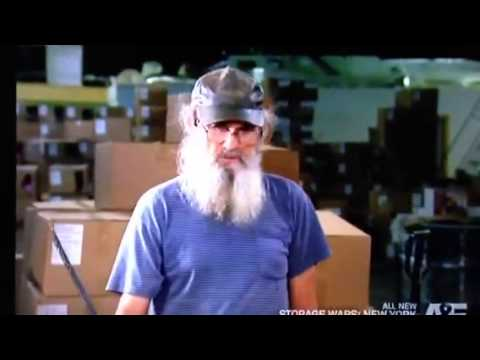 Si breaks willies sword