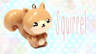 getlinkyoutube.com-◕‿◕ Squirrel! Kawaii Friday 113 - Tutorial in Polymer clay!