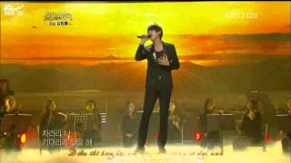 getlinkyoutube.com-[Vsub by Têka ST] 121208 Immortal song - Goodbye without preparation (Shin Hyesung)