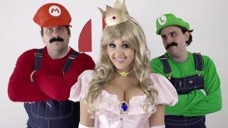 getlinkyoutube.com-SMASH - Super Smash Bros. Wii U Song & Smash Rap