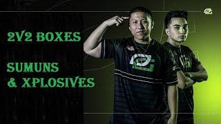 2v2 BOXES w/ OpTic Xplosives