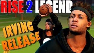 getlinkyoutube.com-NBA 2K16 MyPark 3v3 - Crossovers & Kyrie Irving Release