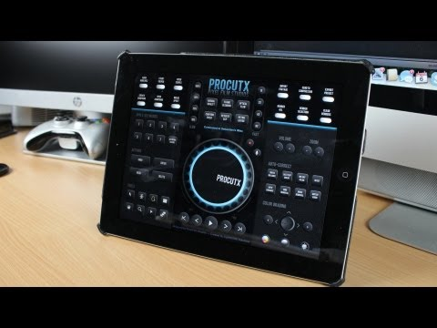 ProCutX, an iPad Control App for Final Cut Pro X, is Now Free for a Limited Time - NoFilmSchool