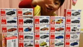 getlinkyoutube.com-トミカ開封♥︎ゲームセンターで大量GET 2 i get much TOMICA The 2nd