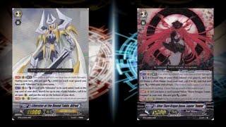 getlinkyoutube.com-[Cardfight!! Vanguard] ] โกลด์พาราดิน VS เพลมูน(ซิลเวอร์ธอร์น) - 4หมื่นกว่าที่สูญเปล่า555