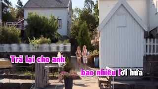 getlinkyoutube.com-Tra Lai Anh - Nhat Kim Anh KARAOKE Full Beat