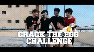 getlinkyoutube.com-Crack The Egg Challenge | Chicser
