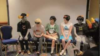 getlinkyoutube.com-Enter Command: A Homestuck Choose Your Own Adventure Panel