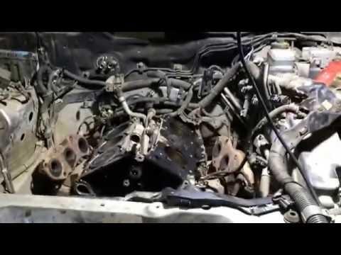 Ремонтируем двигатель 3GR FSE Лексус GS300 2006 года Lexus GS300 2 ЧАСТЬ