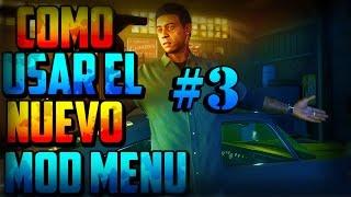 getlinkyoutube.com-NIVEL Y DINERO  TUTORIAL  COMO USAR EL MOD MENU #3 EN GTA V ONLINE 1.25 SIN PS3 PIRATA 