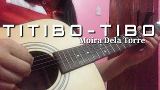 Titibo-tibo - Moira Dela Torre (Fingerstyle Guitar Cover by Abz Collado)