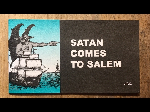 Satan Comes To Salem, Chick Tract