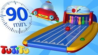 getlinkyoutube.com-TuTiTu Specials | Bowling and Other Popular Toys for Children | 90 Minutes Special
