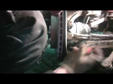 Замена ступицы на хонде аирвейв