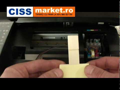 CISS pt. Epson SX218 - Ghid de instalare - CISSmarket.ro